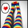 Rainbowtoe